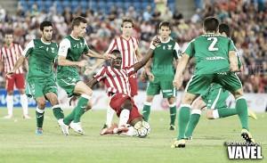 Resultado Leganés - Almería en Liga Adelante 2016 (2-1)
