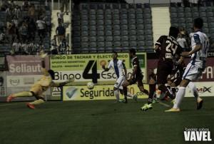 Los datos del Córdoba CF - CD Leganés