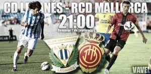 Leganés - Mallorca: en busca de los primeros tres puntos
