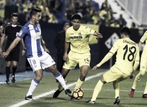 Leganés y Villarreal se reparten los puntos en un duelo romo y trabado