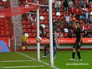 Sporting de Gijón - Leganés: puntuaciones del Sporting, jornada 8 de Liga Adelante