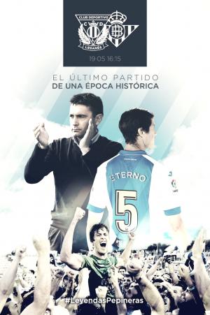 Previa Leganés - Betis: despedida de leyendas