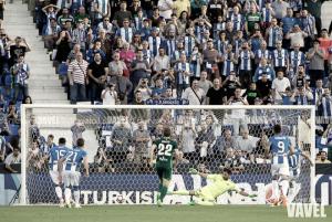 Resumen Real Betis vs Leganés en LaLiga 2018 (3-2)