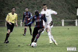 Fotos e imágenes del SD Leioa 1-0 Real Madrid Castilla, de la jornada 27 del Grupo II de Segunda División B