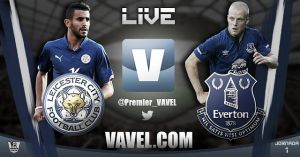 Leicester City vs Everton en vivo y en directo online