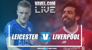 Leicester City 1-2 Liverpool: As It Happened