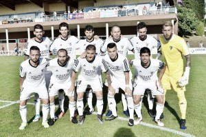 El Mirandés se deja dos puntos en Sarriena