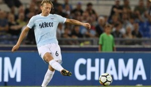"""Lazio, Leiva raggiante: """"Sono felice per me e la squadra. Imponiamo il nostro gioco ed il nostro stile"""""""