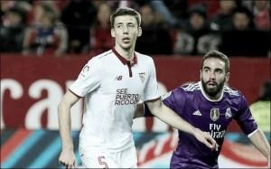 """Lenglet: """"Si jugamos pensando en otra cosa, es imposible ganar al Leganés"""""""