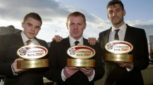 Scottish champions Celtic sweep the boards in end of season SPL awards