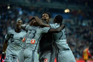 El Marsella aprieta la liga francesa