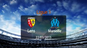 LIVE LIGUE 1: Lens - Marseille en direct (0-4)
