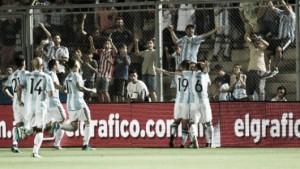 Dársela a Messi