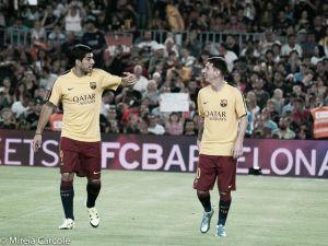 Messi y Luis Suárez optan a Mejor Jugador de la UEFA