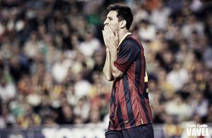 Apelación retira la amarilla a Messi