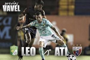 Previa León - Atlante: a despertar en la Copa