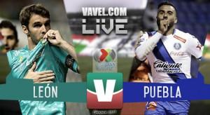 Resultado y goles del León 1-0 Puebla de la Liga MX 2017