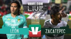 """El León """"rugió"""" en casa ante Zacatepec"""