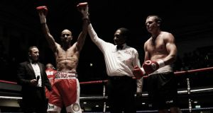 Former Premier League forward Leon McKenzie claims first boxing title after seven fights