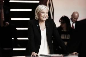 Marine Le Pen, intención de poner todo patas arriba