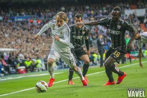 Se confirma la lesión de Modric: esguince en el ligamento de la rodilla