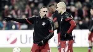 'Robbery' se suma a las bajas del Bayern