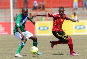 Angola resurge de sus cenizas ante Lesoto