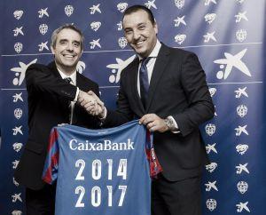 CaixaBank, nuevo patrocinador del Levante UD