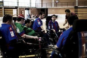 El Levante UD - Masclets, Campeón de España de Hockey en silla de ruedas eléctrica