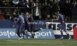 Levante 2-1 Eibar: Levante Comeback Hands Visitors Seventh Straight Defeat