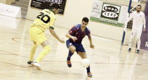 Jaén FS no deja que Levante le ensucie el traje