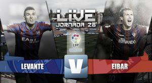 Resultado Levante vs Eibar en directo online y en vivo (2-1)