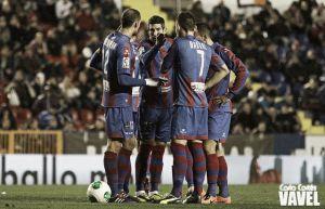 Levante - Getafe: puntuaciones del Levante, jornada 34