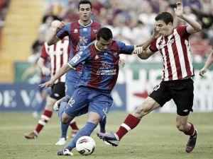 Levante - Athletic de Bilbao: la Champions, en manos de Caparrós