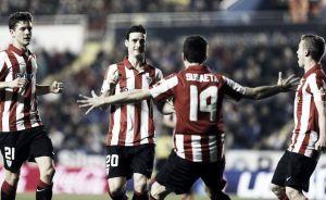 El Athletic se impone sin problemas en el Ciutat