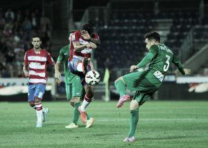 El Levante asesta el primer golpe de la temporada al Granada