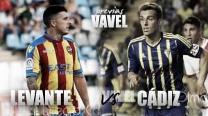 Levante UD - Cádiz CF: al filo de lo imposible