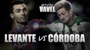 Levante - Córdoba: la salvación en juego