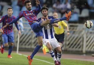 Real Sociedad- Levante: puntuaciones Levante UD jornada 35