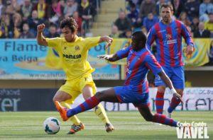 Villarreal - Levante: puntuaciones del Levante, jornada 33