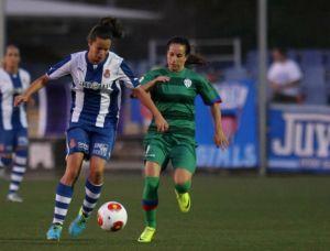 El Espanyol Femenino pierde su primer partido como local