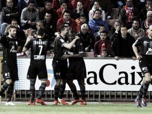 Resultado Levante vs Deportivo en Liga 2014/15 (0-0)