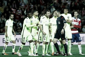 Simao Mate sancionado frente al Athletic; Juanfran, vuelve