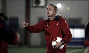 José Gómez no continuará como técnico del filial