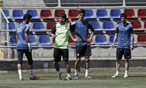 Rubén ultima su recuperación y Rodas continúa