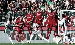 Il Sabato di Bundesliga: passa il Bayer, soffre il Bayern. Si fermano Schalke e Wolfsburg, tre punti per l'Amburgo