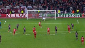 Champions League: il Leverkusen strapazza il Benfica, finisce 3-1 alla BayArena