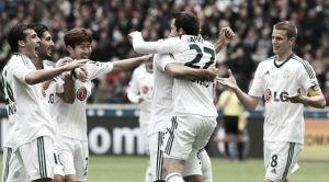 El Leverkusen mete pie y medio en la Champions a costa del Frankfurt