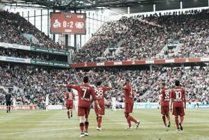 El Bayer Leverkusen se mete en la pelea por la tercera plaza