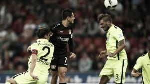 Aránguiz no evitó el empate insulso del Leverkusen